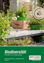 Prospectus Do it + Garden : Biodiversität Broschüre