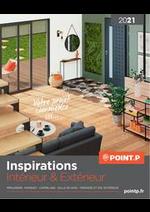 Prospectus Point P : Inspirations | Intérieur & Extérieur