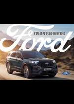 Promos et remises  : Ford Explorer