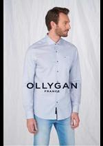 Prospectus Olly Gan : Chemises