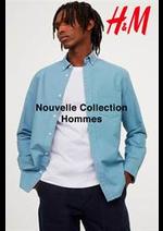 Prospectus H&M : Nouvelle Collection Hommes