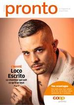 Journaux et magazines Coop Pronto : Magazine clients Pronto 022021