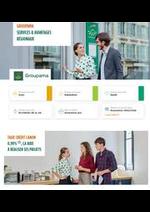 Prospectus Groupama : Services & Avantages Régionaux