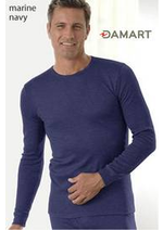 Prospectus Damart : T-shirts