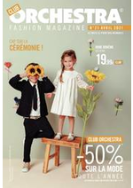 Prospectus Orchestra : Fashion Magazine
