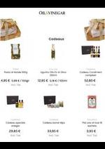 Prospectus Oil & Vinegar : Cadeaux
