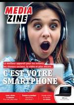Journaux et magazines Media Markt : MediaZine