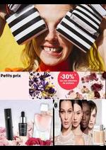 Prospectus Sephora : -30% sur nos sélections de parfums