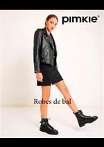 Catalogues et collections Pimkie : Robes de bal
