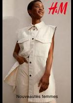 Prospectus H&M : Nouveautés femmes