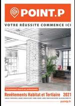 Promos et remises  : Revêtements Habitat et tertiaire 2021