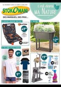 Prospectus Stokomani Lagny-sur-Marne : Des marques, des prix..