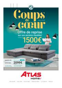Prospectus Atlas EZANVILLE : Coups de coeur