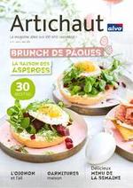 Journaux et magazines Alvo : Artichaut