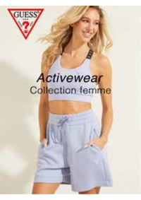 Catalogues et collections Guess Anderlecht : Collection femme
