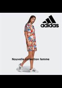 Prospectus Adidas Thiais Belle Epine : Nouvelle collection femme
