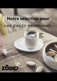 Prospectus Zôdio VILLENEUVE D'ASCQ : Notre sélection pour une pause gourmande