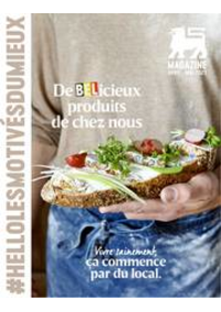 Prospectus Proxy Delhaize Woluwe-Saint-Lambert : Folder Delhaize