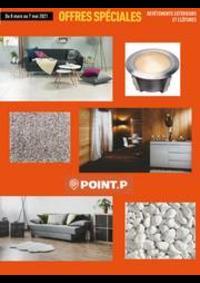 Prospectus Point P MONTREUIL : Offres spéciales