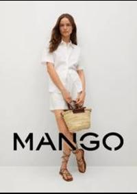Prospectus MANGO PARIS 4 - 82 rue de Rivoli : Linen Collection