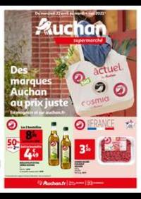 Prospectus Auchan Vélizy : Les promos Auchan