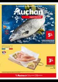 Prospectus Auchan NOGENT SUR OISE : Profitez c'est offert !
