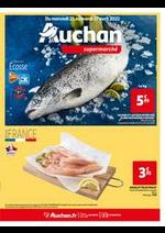Prospectus Auchan Supermarché : Profitez c'est offert !