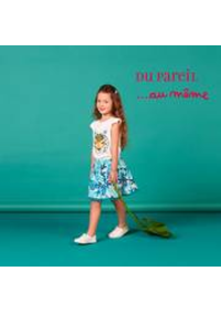 Prospectus DPAM ISSY LES MOULINEAUX CC AUCHAN LES 3 MOULINS : Collection Enfants