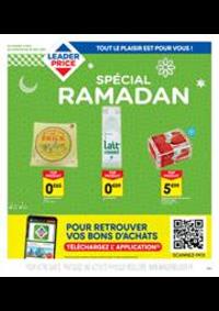 Bons Plans Leader Price : Spécial Ramadan