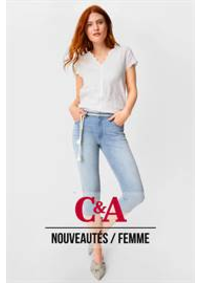 Catalogues et collections C&A BOUGE : Nouveautés  Femme