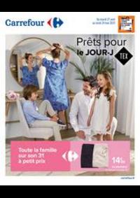 Prospectus Carrefour Drancy : Prêts pour le Jour J