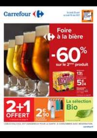 Prospectus Carrefour Drancy : Foire à la bière