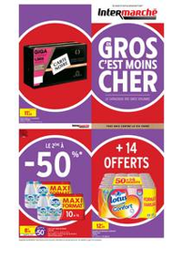 Prospectus Intermarché Super Mery-sur-Oise : EVEN GROS VOLUMES AVRIL