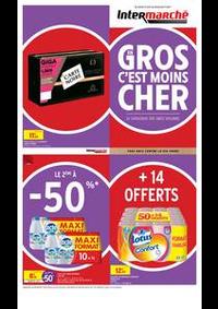 Prospectus Intermarché Super Thorigny-sur-Marne : EVEN GROS VOLUMES AVRIL
