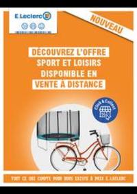 Prospectus E.Leclerc LE KREMLIN BICETRE : Catalogue E.Leclerc