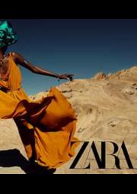 Catalogues et collections ZARA WATERLOO : ZARA WOMAN Campaign Primavera Verano 2021