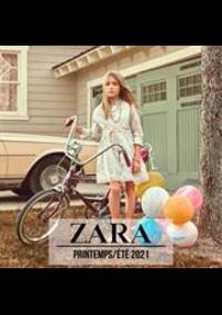 Catalogues et collections ZARA Woluwe-Saint-Lambert : ZARA ENFANTS Campaign PrintempsÉté 2021