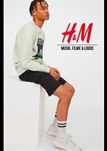 Catalogues et collections H&M : Musik, Filme & Logos