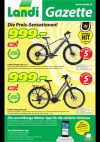 Prospectus Landi Belp - Aare Genossenschaft : Landi Gazette KW 18