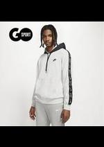 Prospectus Go Sport : Nouveauté vêtements Homme