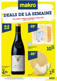 Promos et remises Makro MACHELEN : Folder Makro