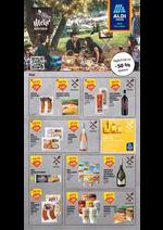 Prospectus Aldi : BBQ Kalender