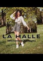 Catalogues et collections La Halle : Promotions