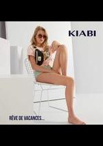 Prospectus Kiabi : Rêve de vacances...