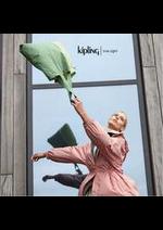 Prospectus Kipling : Nouvelle collection