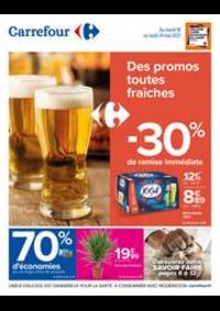 Prospectus Carrefour SAINT DENIS : Des promos toutes fraîches