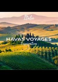 Prospectus Havas Voyages L'ISLE ADAM : Nouvelles offres promotionnelles