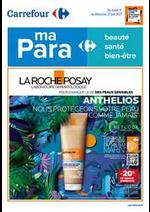 Prospectus Carrefour : Parapharmacie de juin