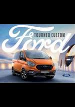 Prospectus Ford : Nouveau Tourneo Custom