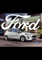 Prospectus Ford : Fiesta Van